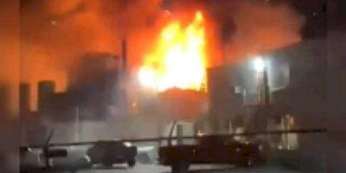 Ocho heridos y una persona desaparecida tras explosión en fábrica de Ohio