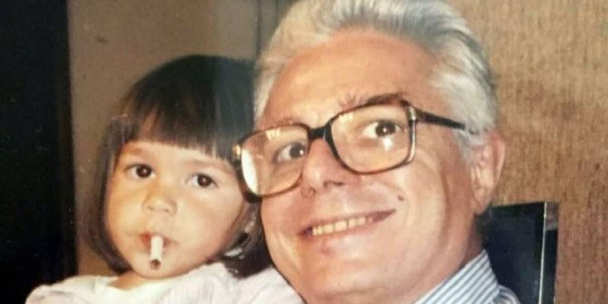 Frida Sofía relata abusos por parte de su abuelo Enrique Guzmán