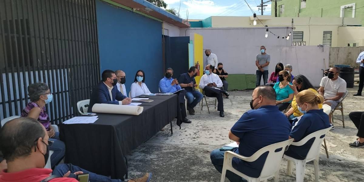 Buscan resolver problemas de infraestructura en el sector la Playa de Ponce