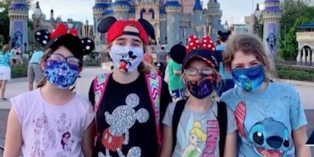 Adolescente salva a niña de 3 años de ahogarse en resort de Orlando