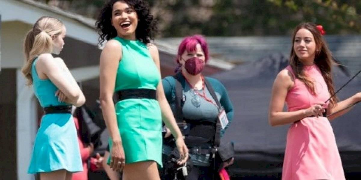 """Revelan imágenes de la serie 'live action' de """"The Powerpuff Girls"""""""