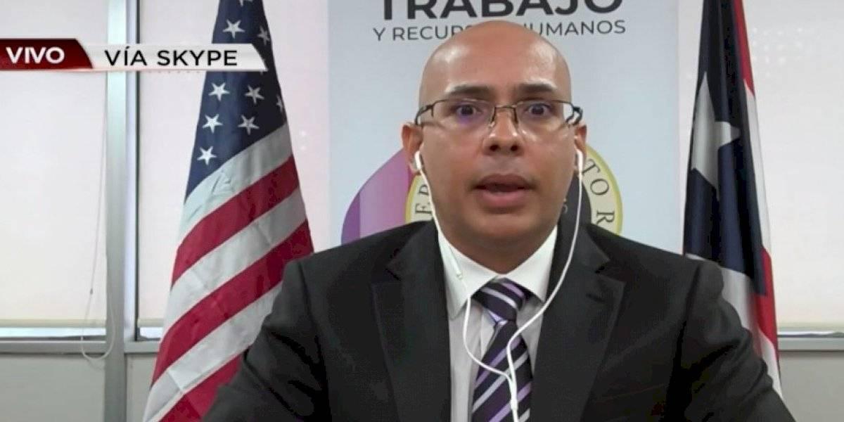 Secretario del Trabajo informa disponibilidad de fondos para la creación de empleos
