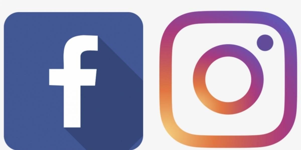 Reportan colapso de Facebook e Instagram