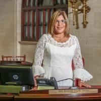 Senadora da positivo al COVID-19 dos días después de Mensaje de Estado