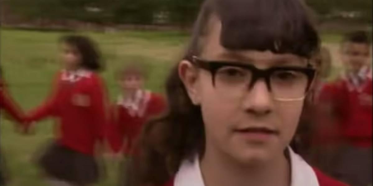 """Así luce ahora la actriz que interpretó a """"Betty, la fea"""" cuando adolescente"""