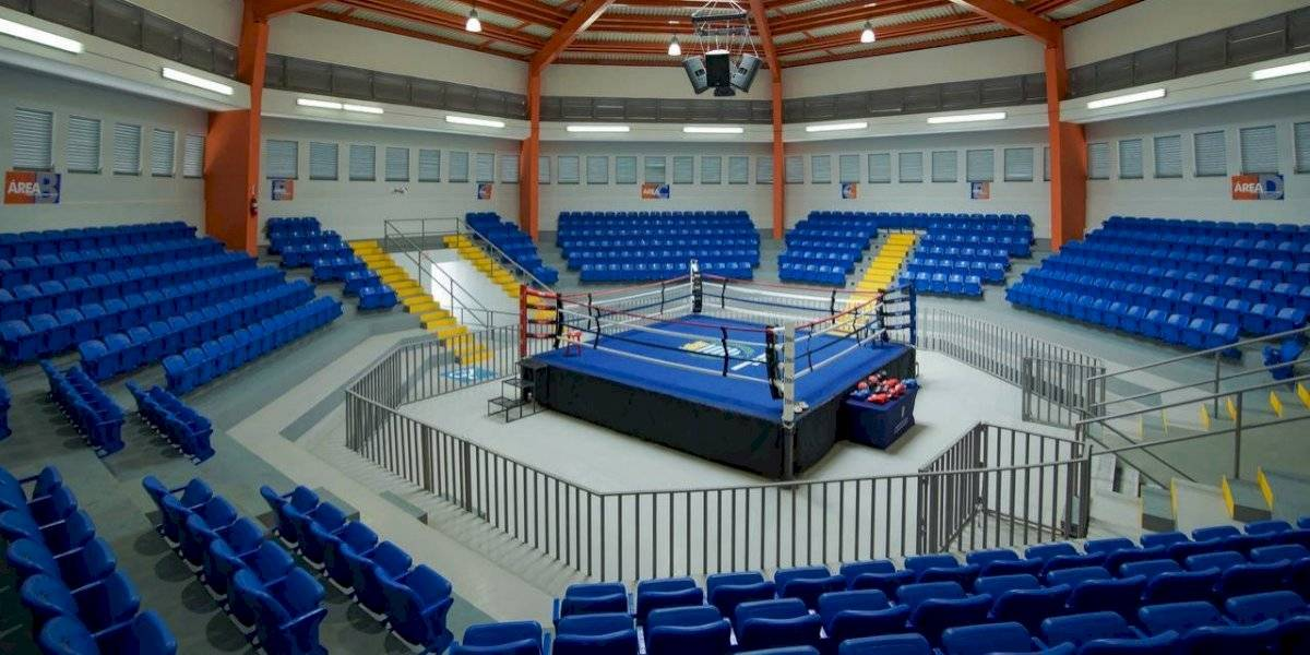 Invierten cerca de un millón en remodelación de coliseo boxístico en Cataño