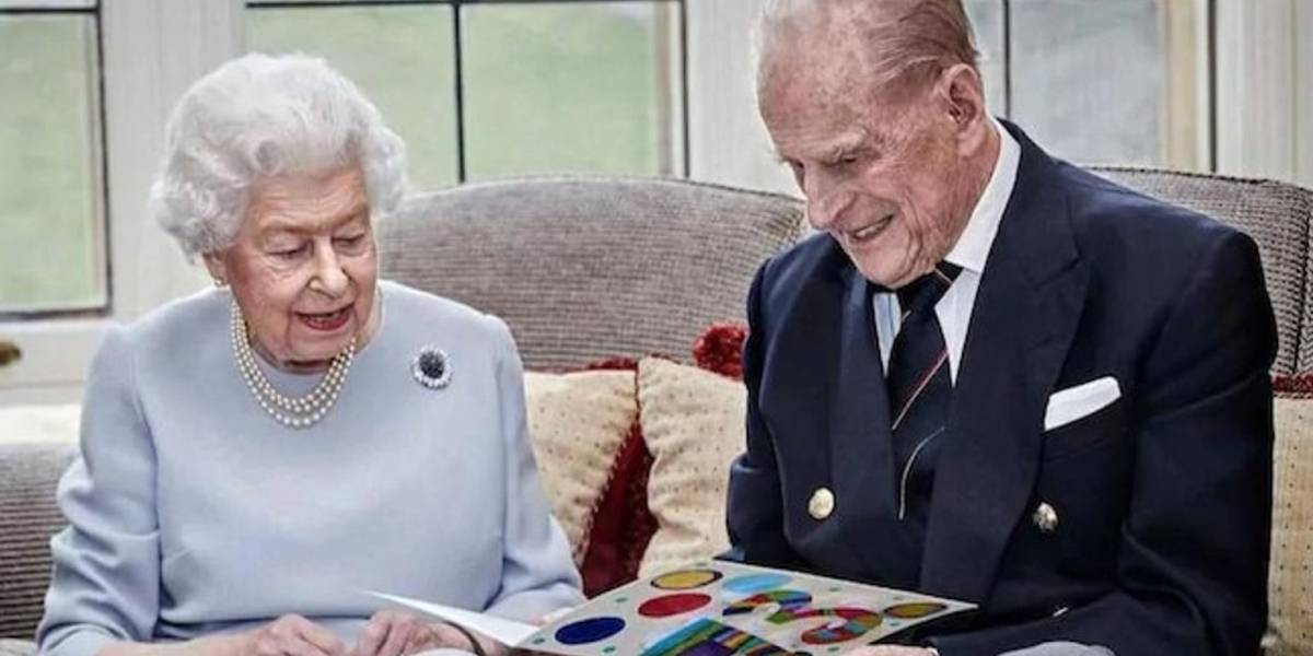 La historia de amor entre la Reina Isabel y el príncipe Felipe