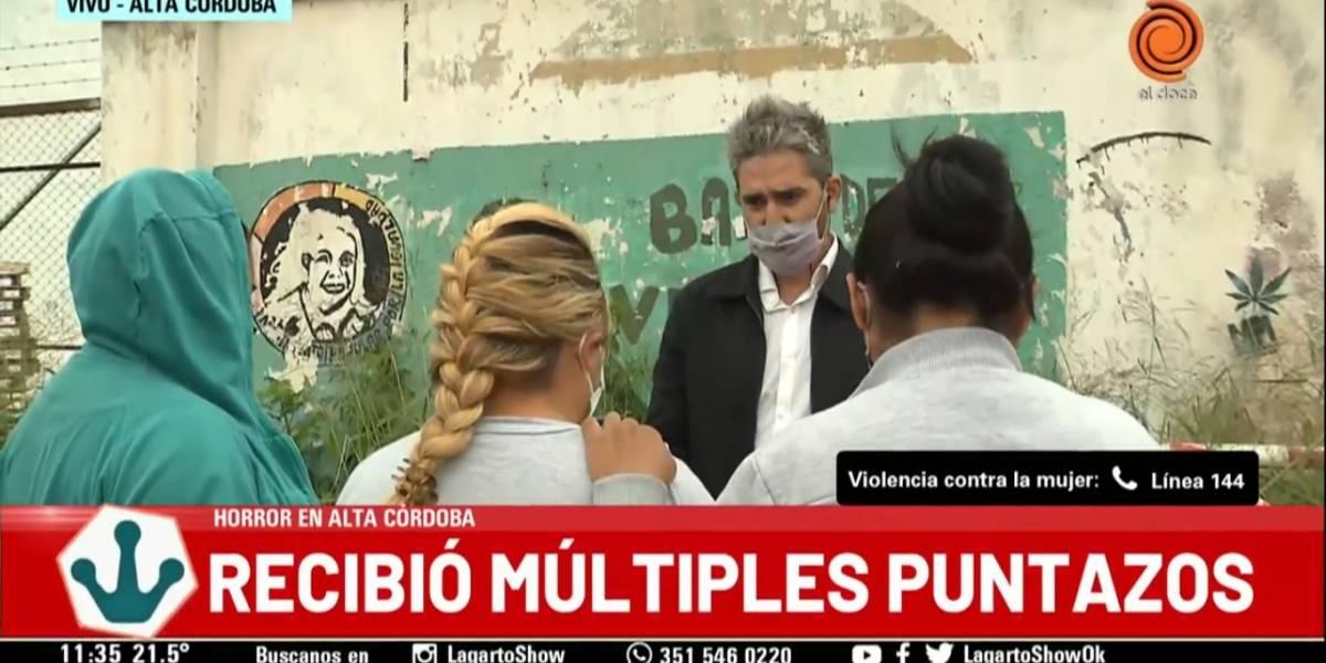 Mujer argentina ha denunciado 200 veces a su ex: la última vez él la apuñaló