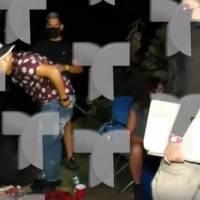 Intervienen con fiesta clandestina en Aguada