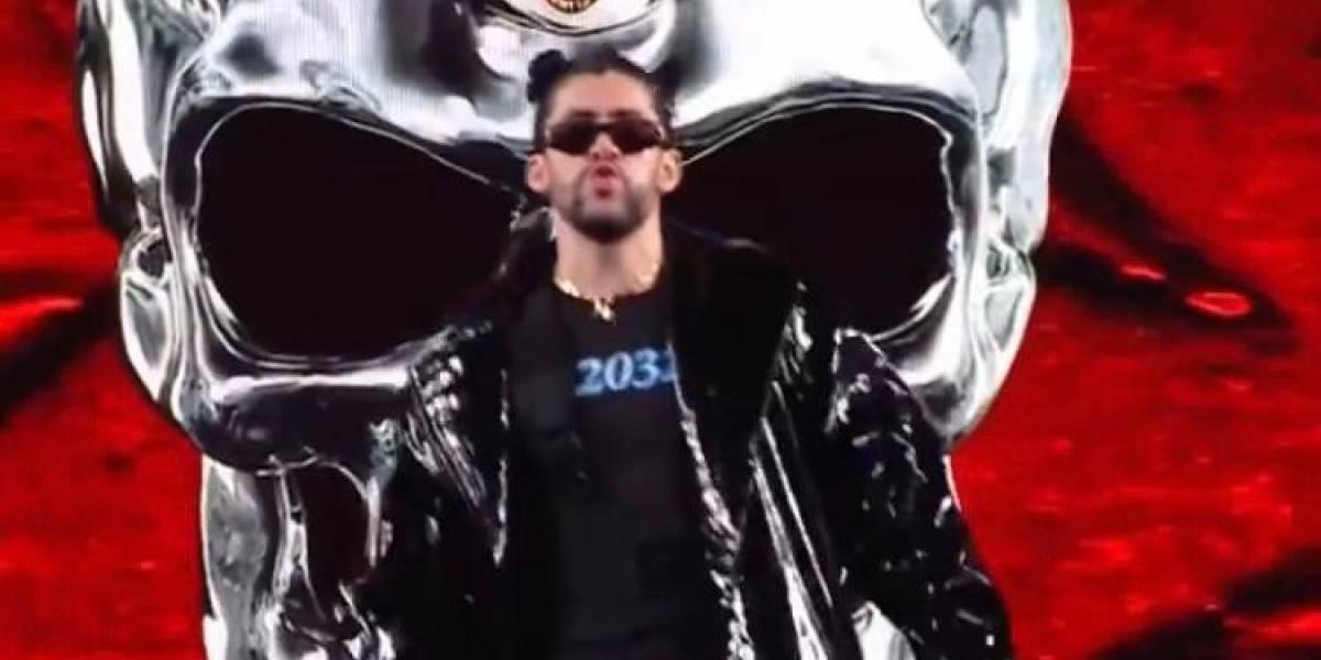 Bad Bunny describe su pelea en Wrestlemania como la mejor noche de su vida
