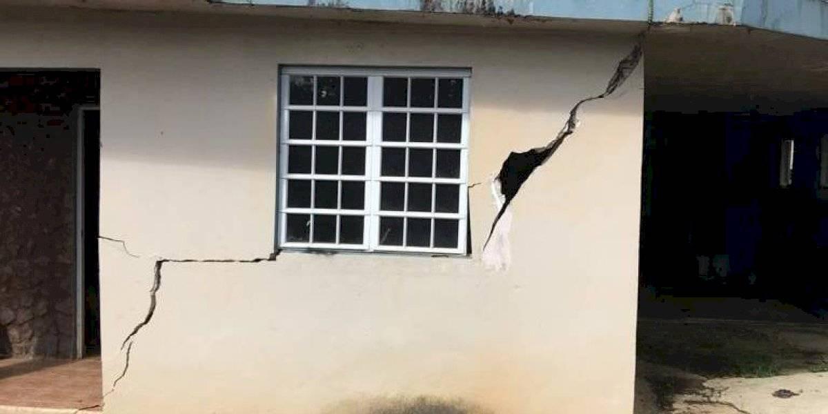 Grietas en casas de Orocovis serían por deslizamientos sin atender desde el Huracán María