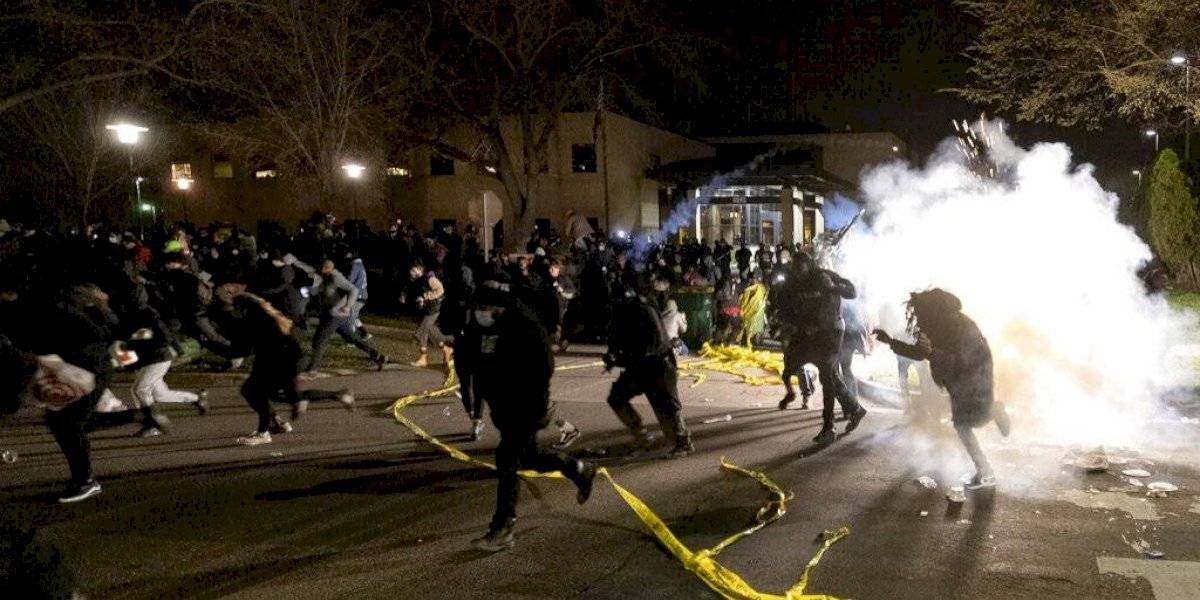 Protestas en Minnesota tras muerte de un joven a manos de la Policía