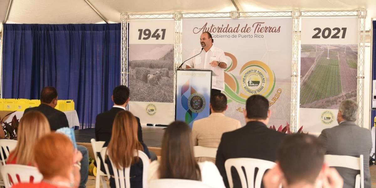 Autoridad de Tierras establece como prioridad convertir agricultura en una sustentable