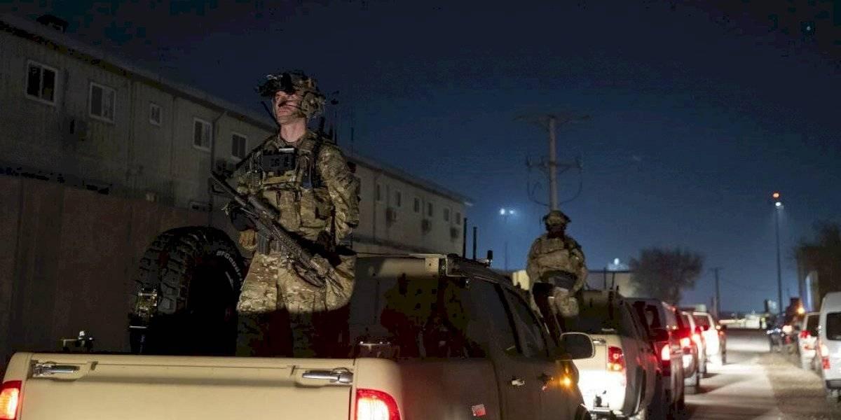 Estados Unidos retirará todas sus tropas de Afganistán para el 11 de septiembre