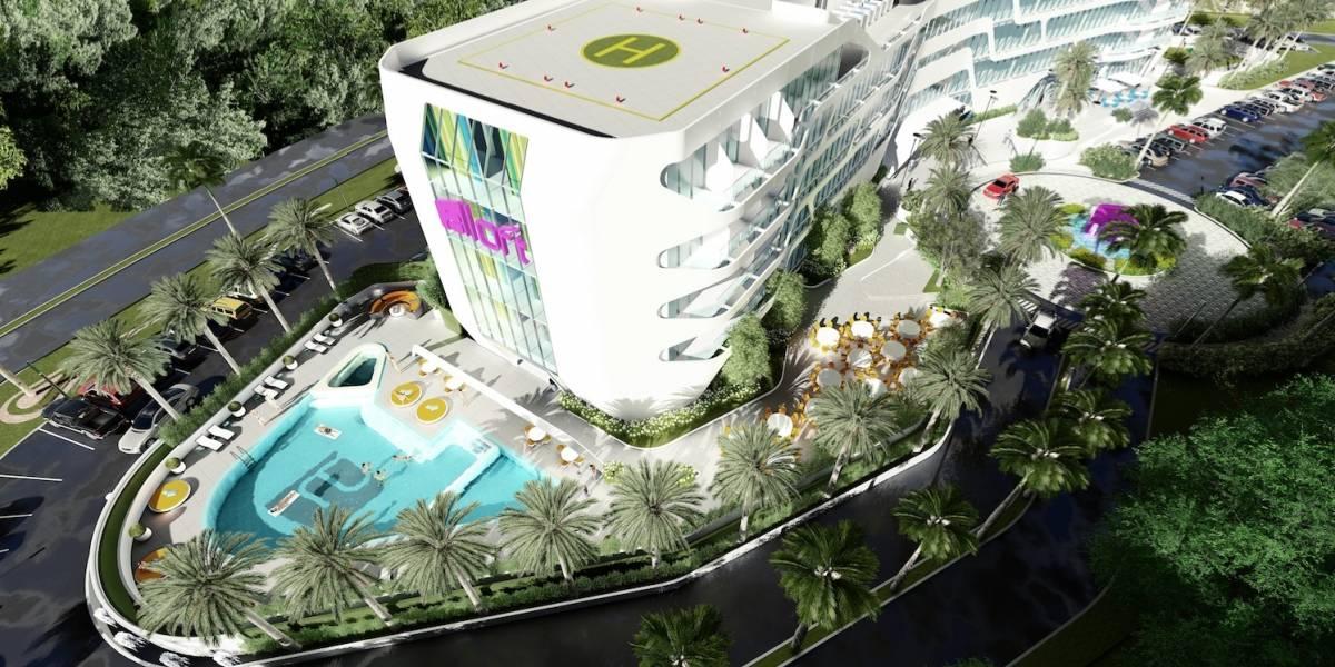 Abre nuevo hotel en Ponce