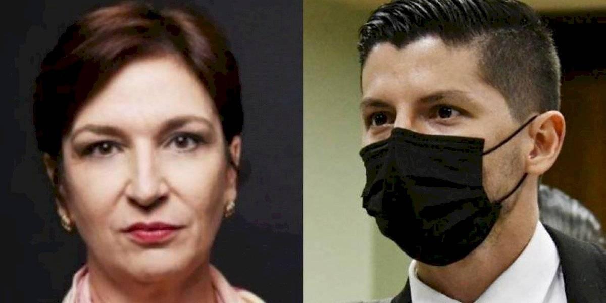 "Zayira Jordán llama ""falso profeta"" a Manuel Natal"