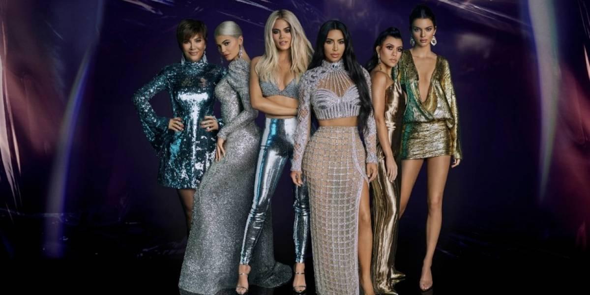 """Última temporada y final de """"Keeping Up With the Kardashians"""" se estrena este 27 de abril"""