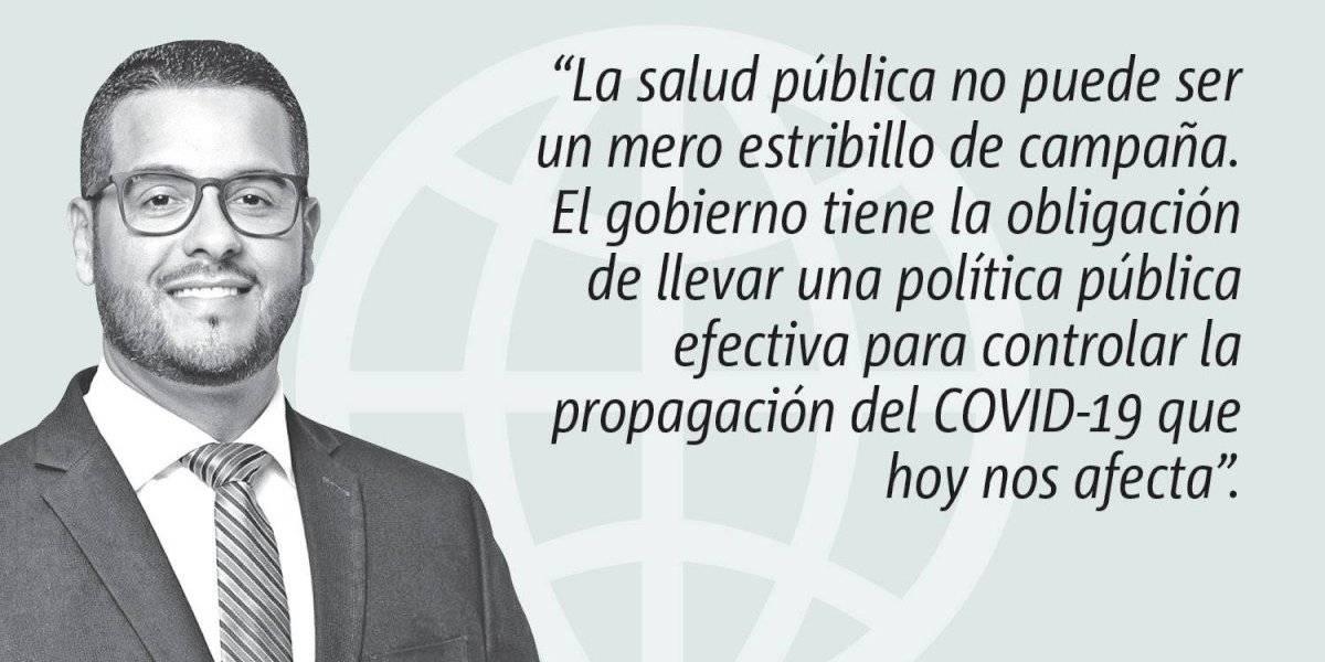 Opinión de Jesús Manuel Ortiz: Gobernador, asuma su responsabilidad