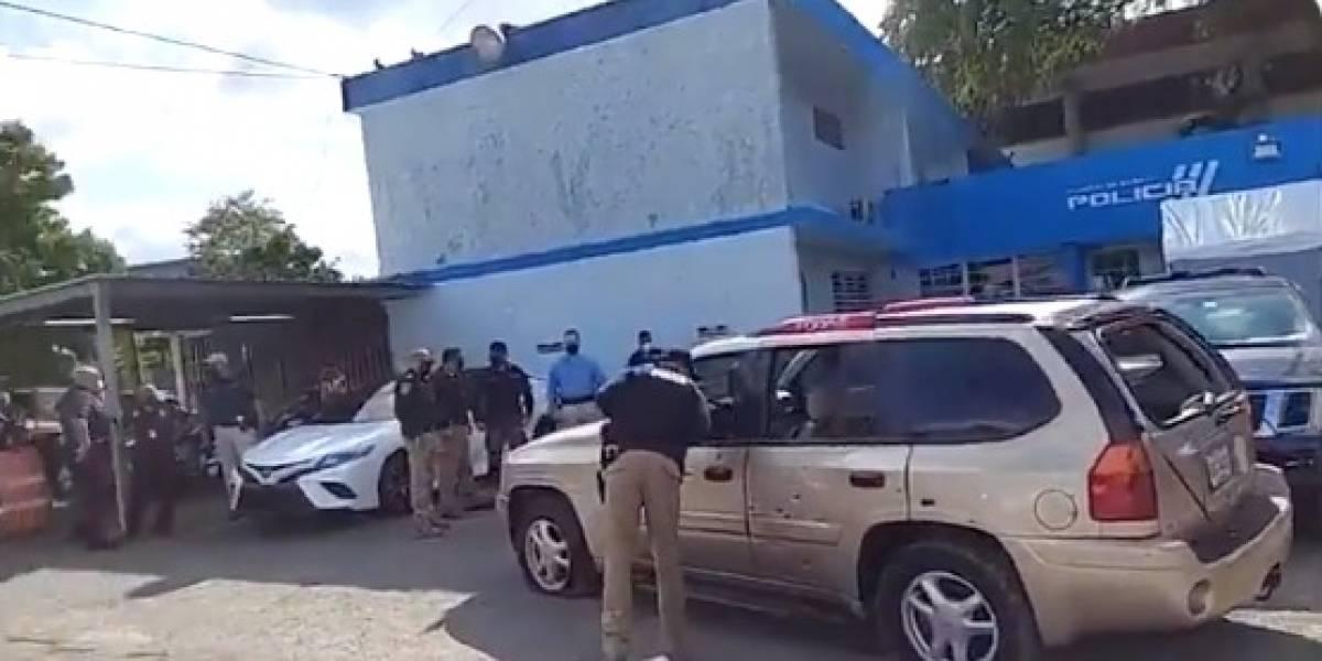 Muere hombre que llegó herido de bala a cuartel de Manatí