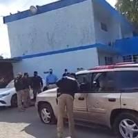 Llega herido de bala a cuartel de Manatí