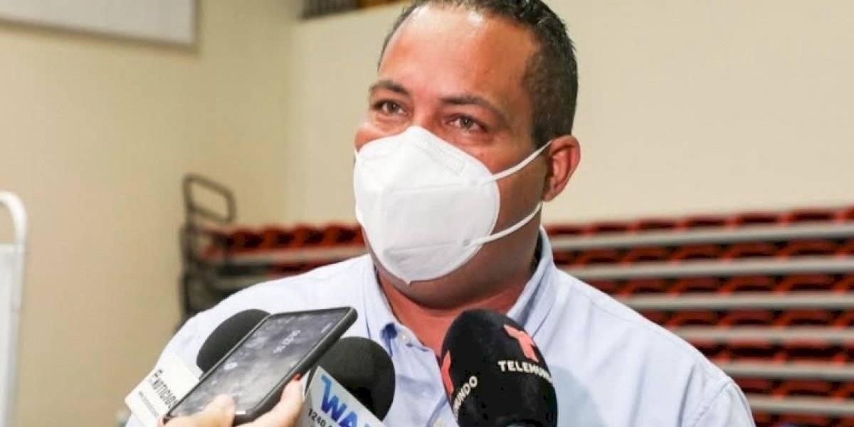 Alcalde de Humacao arroja negativo a prueba molecular de COVID-19