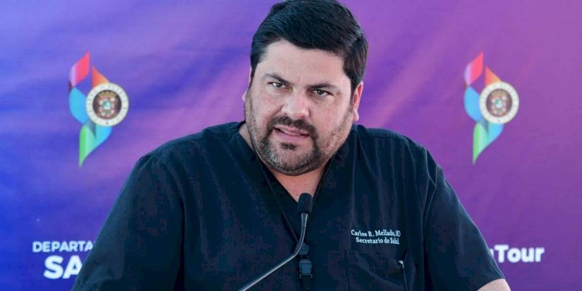 Carlos Mellado niega que haya desmantelado el sistema de rastreo municipal de COVID-19