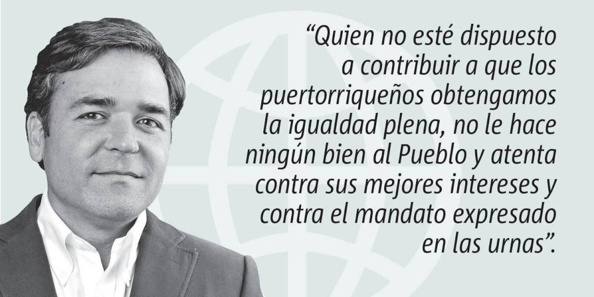 Opinión de Alejandro Figueroa: Igualdad