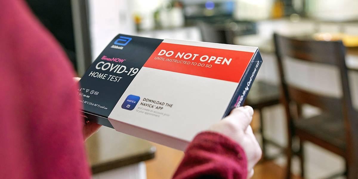 Ya está disponible en Puerto Rico la prueba casera del COVID-19