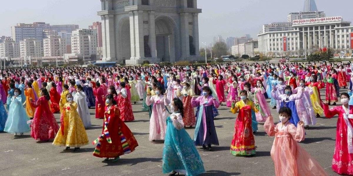 Norcorea celebra 109 cumpleaños de su fundador