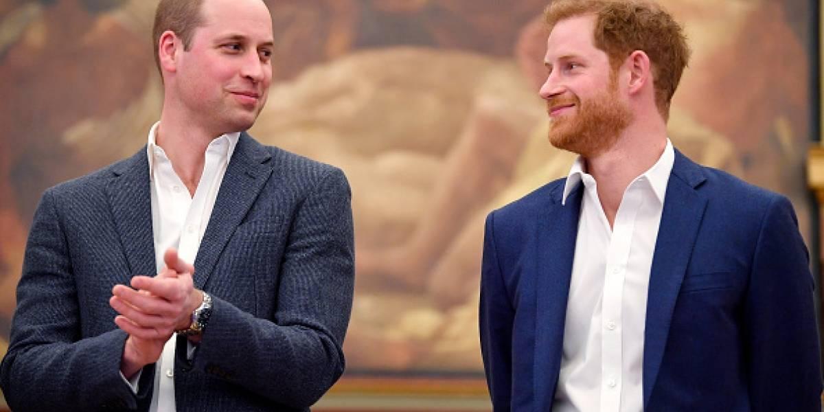 William y Harry no irán lado a lado en funeral de príncipe Felipe