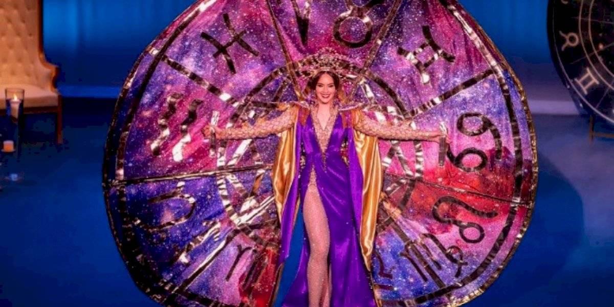 Estefanía Soto presentará la misticidad de Walter Mercado en Miss Universo
