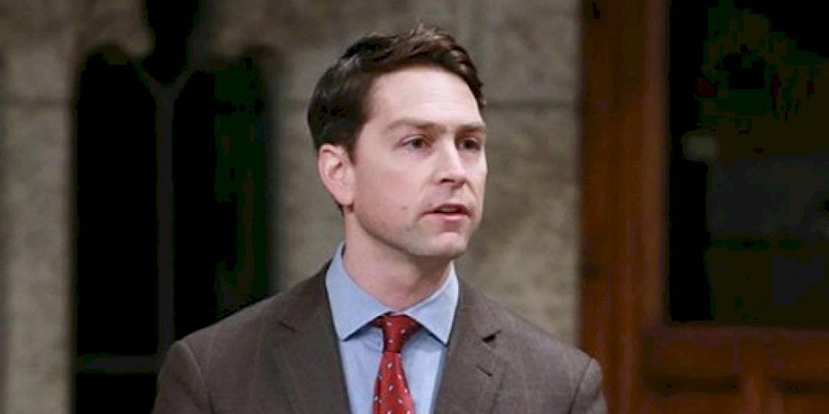 Diputado canadiense aparece desnudo en plena sesión virtual del Parlamento