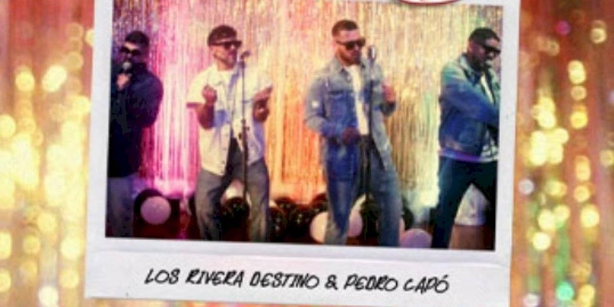 "Los Rivera Destino lanzan su sencillo ""Castigo"" junto a Pedro Capó"