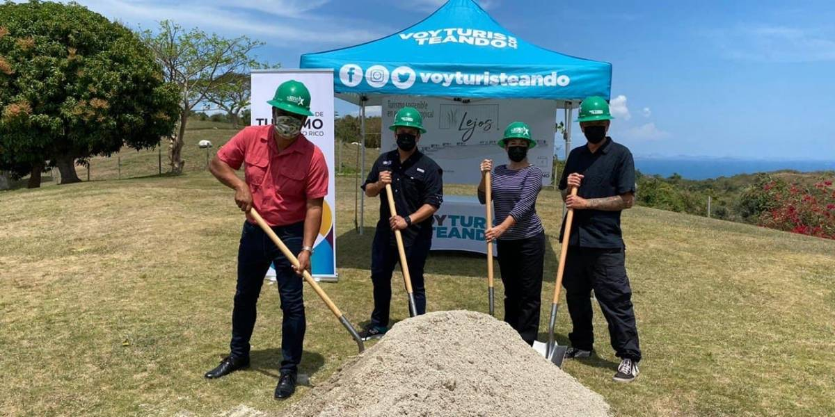 Comienzan a construir nuevo hotel en Vieques