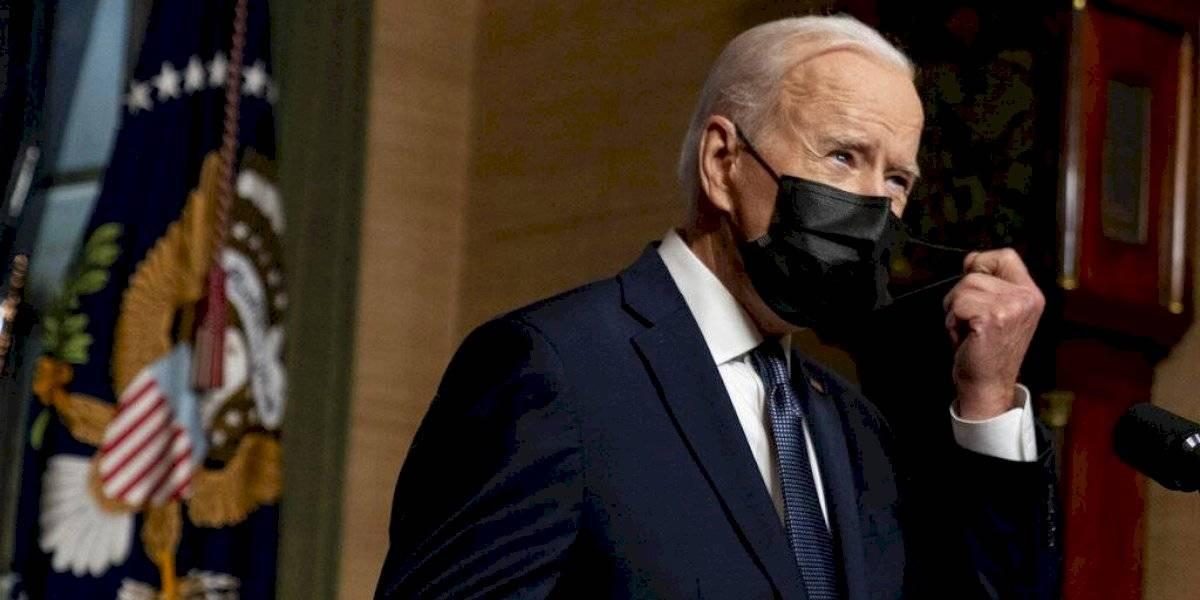 Esta semana se sabría si Biden plantea un cuarto cheque de estímulo económico
