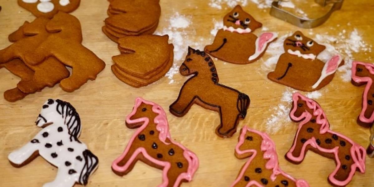 Veganos en Inglaterra buscan eliminar producción de galletas con figuras de animales