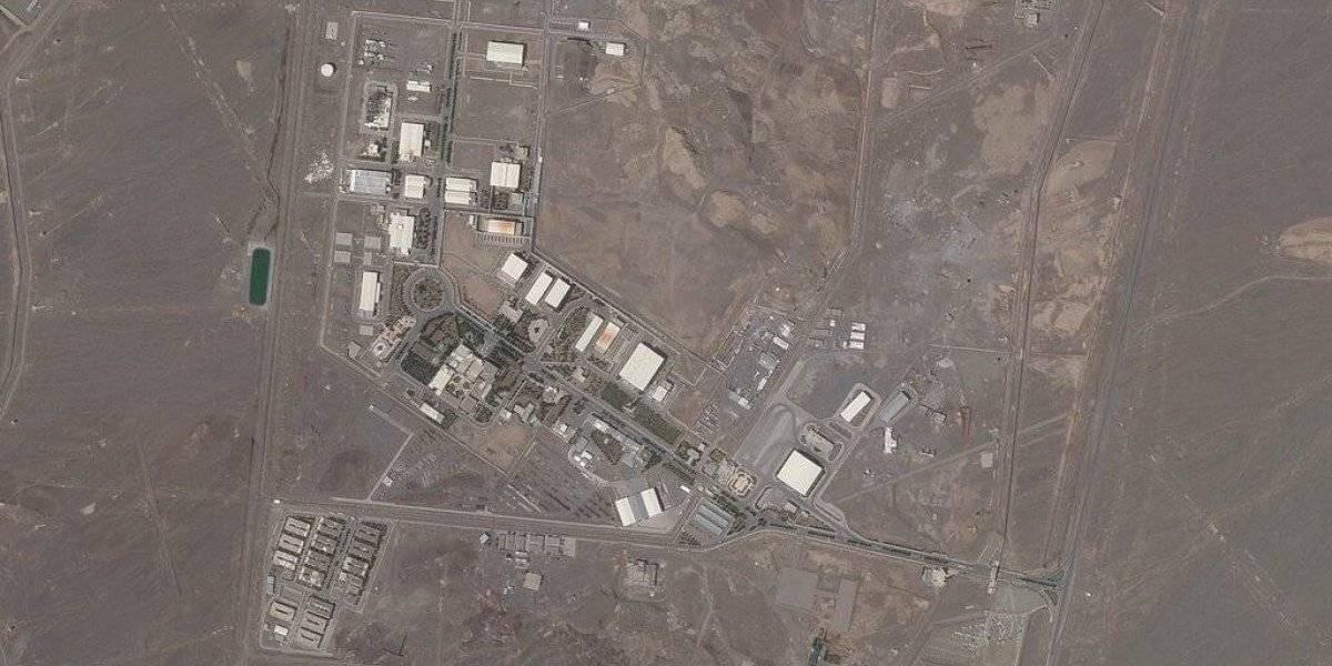 Irán empieza a enriquecer uranio a 60%, su máximo nivel hasta la fecha