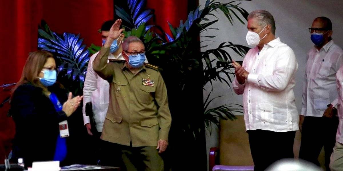 Comienza Congreso del Partido Comunista de Cuba con última participación de Raúl Castro