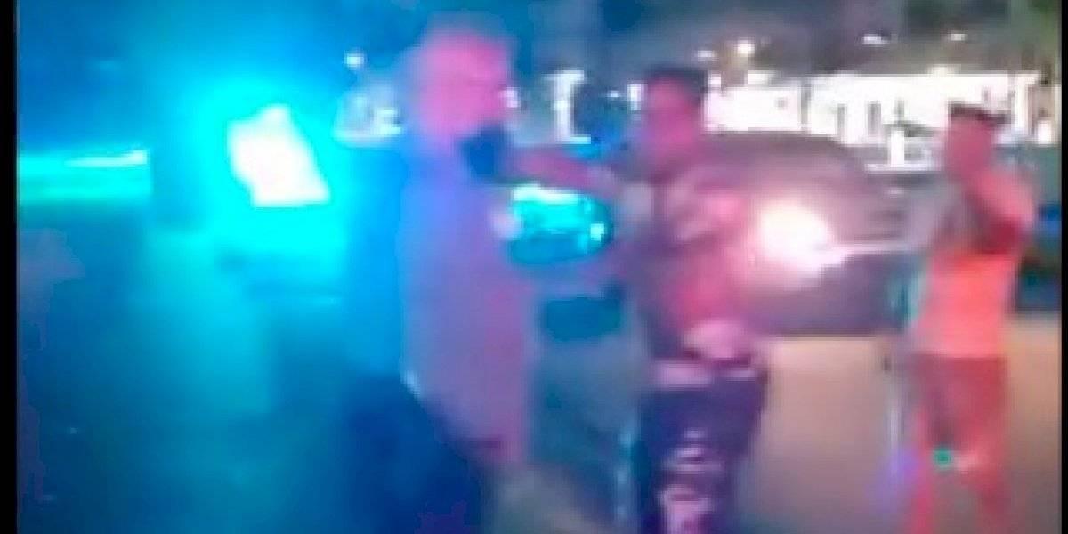 """""""Cojo mi rifle y nos matamos"""", le dice hombre a teniente de la Policía en Bayamón"""