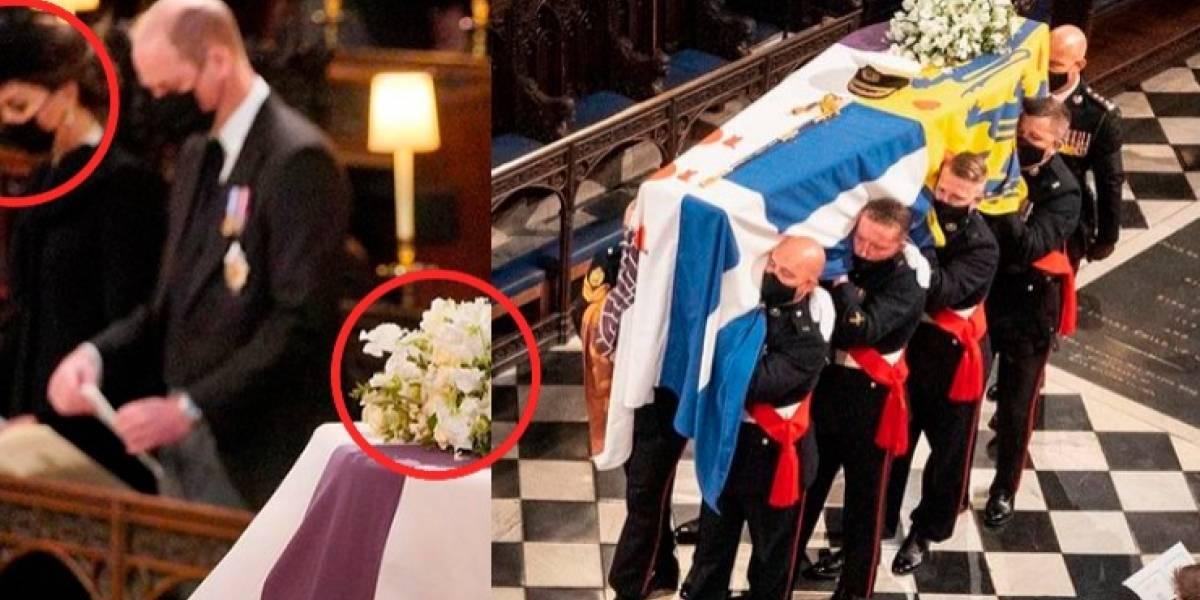 5 detalles del funeral del príncipe Felipe que llamaron la atención del mundo