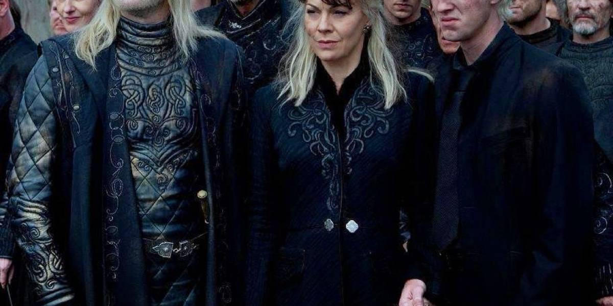 La emotiva despedida de actores de Harry Potter a fallecida actriz Helen McCrory