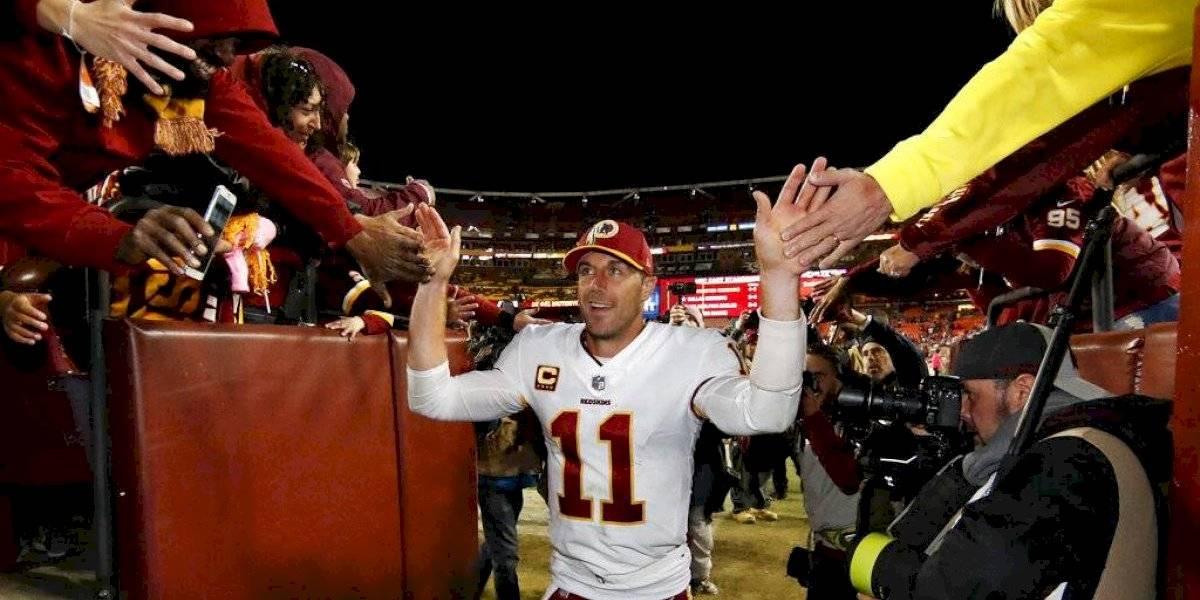 Alex Smith anuncia retirotras protagonizar increíble regresoen la NFL
