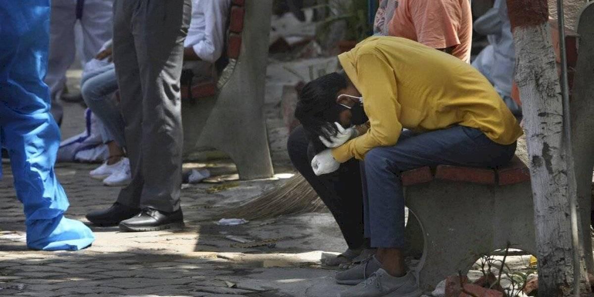 Nueva Delhi ordena una semana de confinamiento por COVID-19