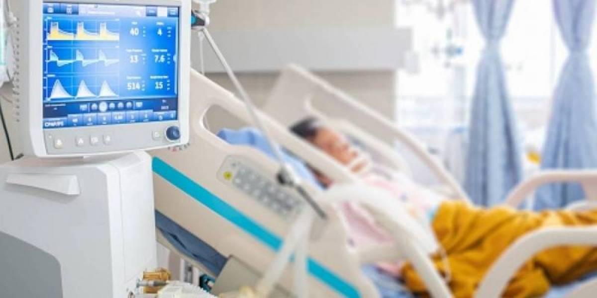 23 menores hospitalizados por el COVID-19