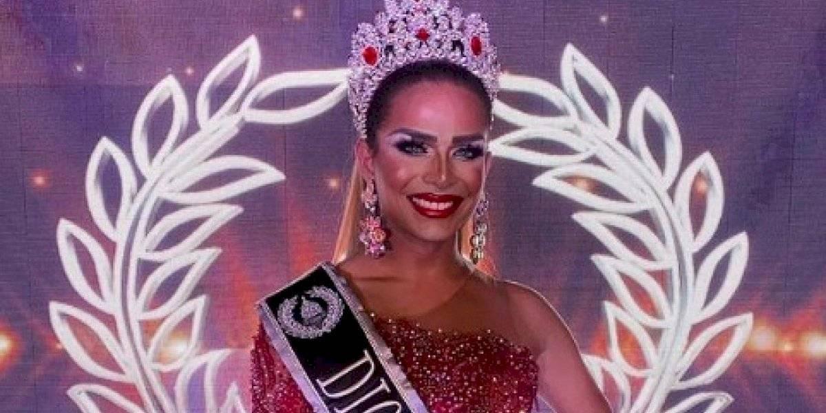 Transformista puertorriqueña se corona como Diosa Latina USA 2021