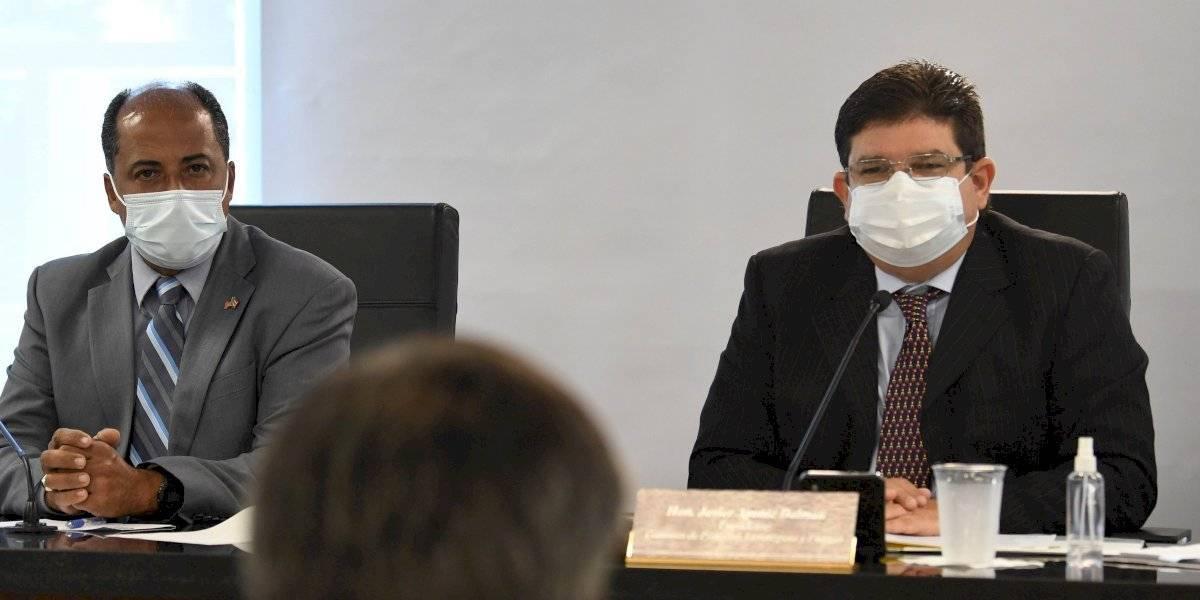 Senado continúa evaluación de contrato de LUMA Energy con la AEE