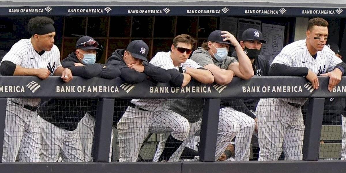 Alarma en los Yanquis de Nueva York ante su peor comienzo en 24 años