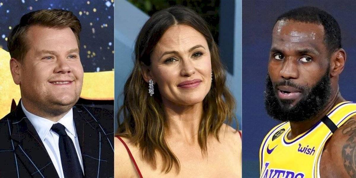 James Corden, Jennifer Garner y LeBron James son nominados a los Premios Webby