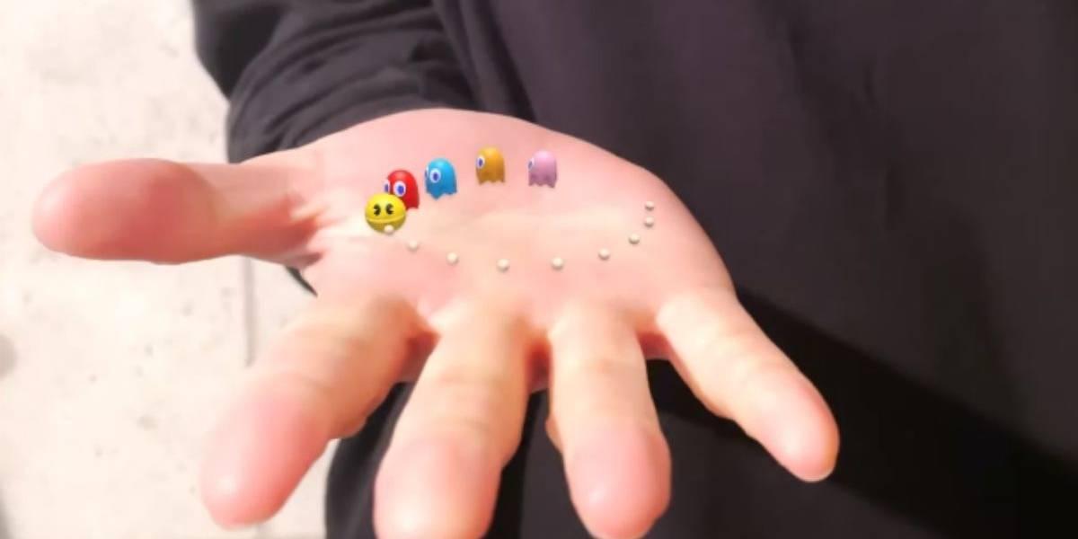 Google da vida a 'Pac-Man' y 'Hello Kitty' con su realidad aumentada