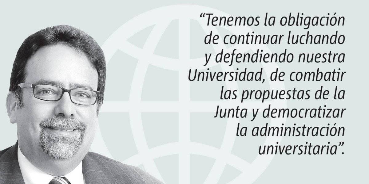 Opinión de Denis Márquez: Universidad asediada